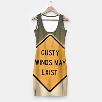 Imagen en miniatura de Gusty Winds Sign Simple Dress, Live Heroes