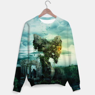 Thumbnail image of  SKULL CASTLE III Sweater, Live Heroes