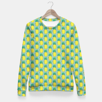 Miniaturka Whaleapple / Pineapple Fitted Waist Sweater, Live Heroes