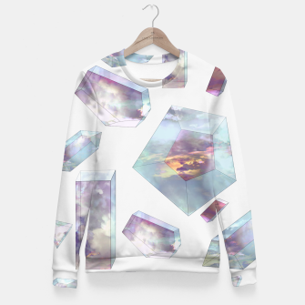 Imagen en miniatura de Refract for Atmosphere Fitted Waist Sweater, Live Heroes