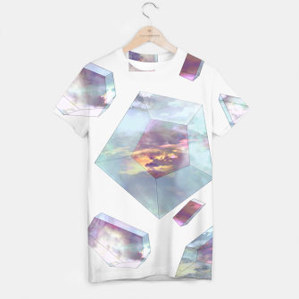Miniatur Refract for Atmosphere T-shirt, Live Heroes