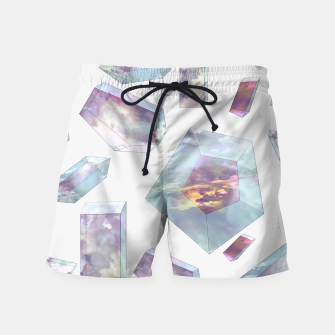 Miniaturka Refract for Atmosphere Swim Shorts, Live Heroes