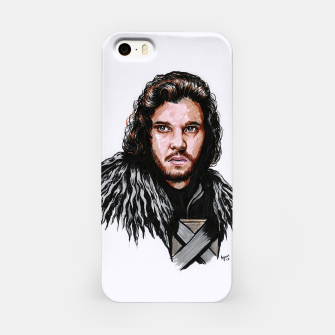 Miniaturka Jon Snow iPhone Case, Live Heroes