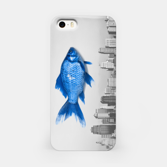 Miniaturka Goldfish Bluefish iPhone Case, Live Heroes