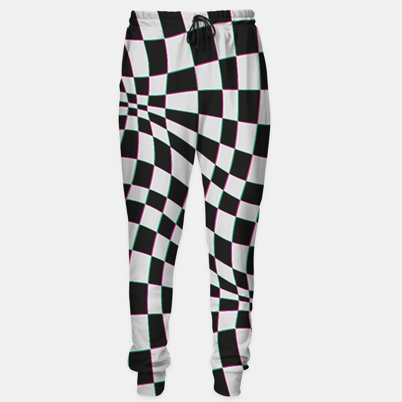 Image of illusions d'optique Sweatpants - Live Heroes