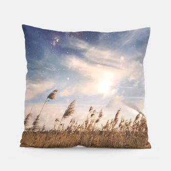 Thumbnail image of Starfield Pillow, Live Heroes