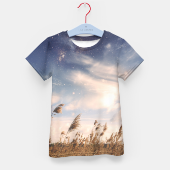 Thumbnail image of Starfield Kid's T-shirt, Live Heroes