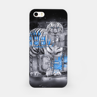Thumbnail image of Feel the Tiger iPhone-Hülle, Live Heroes