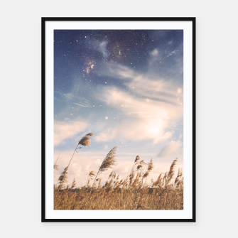 Thumbnail image of Starfield Framed poster, Live Heroes