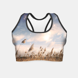 Thumbnail image of Starfield Crop Top, Live Heroes