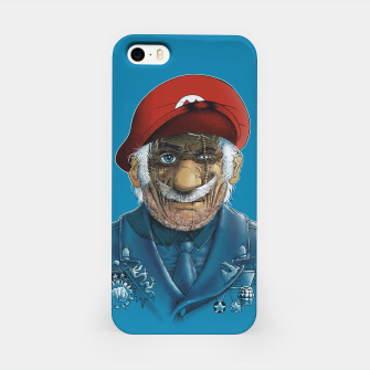 Miniatur General Mario iPhone Case, Live Heroes