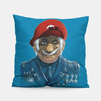 Miniatur General Mario Pillow, Live Heroes