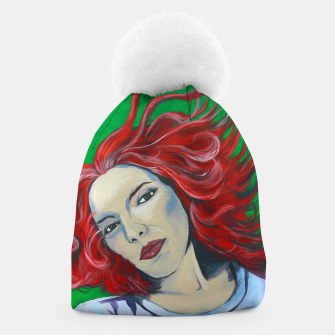 Thumbnail image of Curly Beanie, Live Heroes