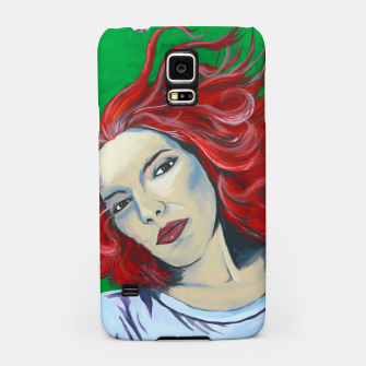 Thumbnail image of Curly Samsung Case, Live Heroes