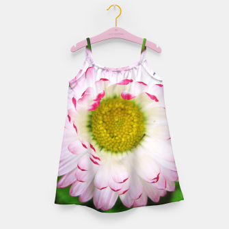 Miniatur Pink Daisy Girl's Dress, Live Heroes