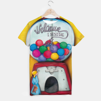 Miniaturka The Dream Dispenser T-shirt, Live Heroes