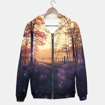 Miniatur The Wind in the Trees Hoodie, Live Heroes