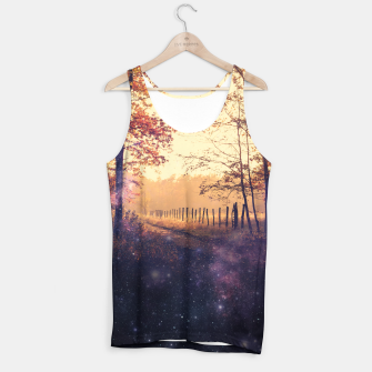 Miniatur The Wind in the Trees Tank Top, Live Heroes