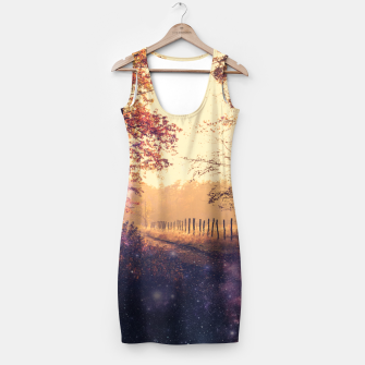 Thumbnail image of The Wind in the Trees Simple Dress, Live Heroes