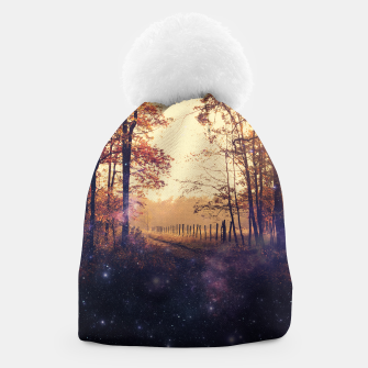 Thumbnail image of The Wind in the Trees Beanie, Live Heroes