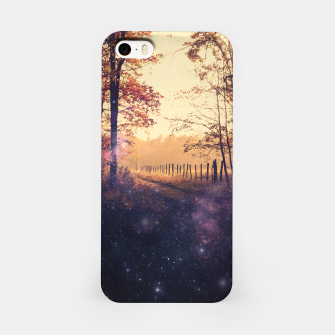 Thumbnail image of The Wind in the Trees iPhone Case, Live Heroes