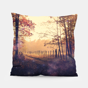 Thumbnail image of The Wind in the Trees Pillow, Live Heroes