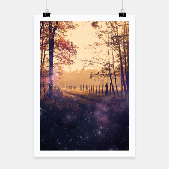 Thumbnail image of The Wind in the Trees Poster, Live Heroes