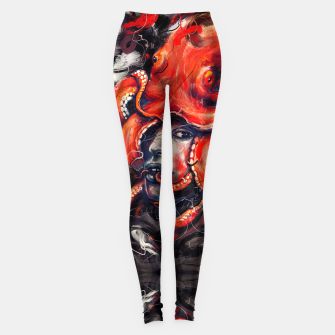 Thumbnail image of Empress Octo Leggings, Live Heroes