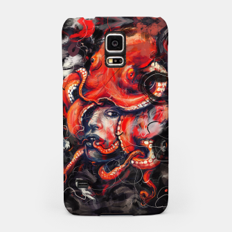 Thumbnail image of Empress Octo Samsung Case, Live Heroes