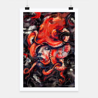 Thumbnail image of Empress Octo Poster, Live Heroes