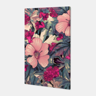 flowers Canvas obraz miniatury