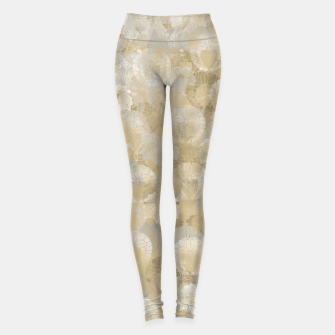 Thumbnail image of Japanese traditional Kamon decoration gold silver Leggings, Live Heroes