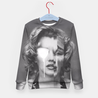 Thumbnail image of Timeless Beauty Kid's Sweater, Live Heroes