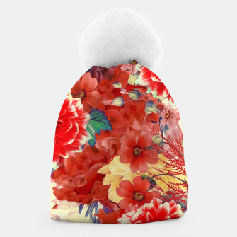 Thumbnail image of flowers red Czapka, Live Heroes