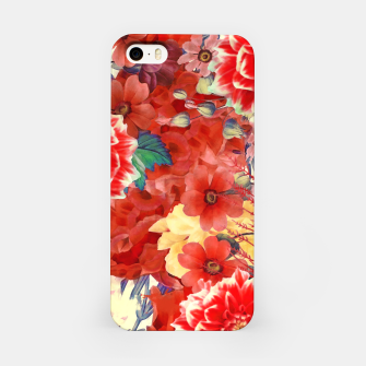 Miniature de image de flowers red Obudowa iPhone, Live Heroes