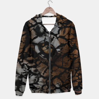 Miniaturka Earth Texture Tiger Shades Hoodie, Live Heroes