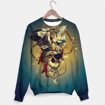 Thumbnail image of Lost In The Sea Sweater, Live Heroes