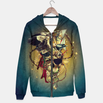 Thumbnail image of Lost In The Sea Hoodie, Live Heroes