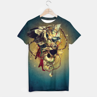 Thumbnail image of Lost In The Sea T-shirt, Live Heroes