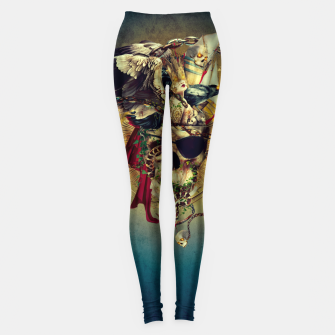 Thumbnail image of Lost In The Sea Leggings, Live Heroes