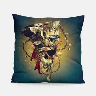 Thumbnail image of Lost In The Sea Pillow, Live Heroes