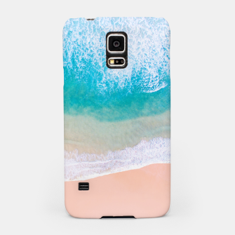 Thumbnail image of Ocean in Millennial Pink Samsung Case, Live Heroes