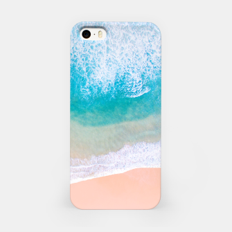 Thumbnail image of Ocean in Millennial Pink iPhone Case, Live Heroes