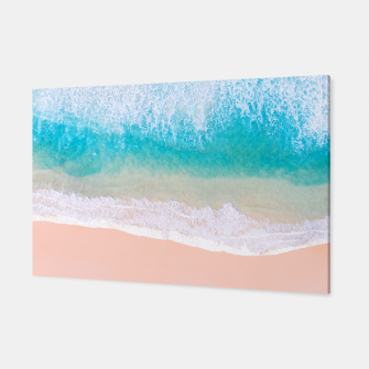 Thumbnail image of Ocean in Millennial Pink Canvas, Live Heroes
