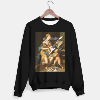 Thumbnail image of OUR LADY OF ROCK N' ROLL Sweater regular, Live Heroes