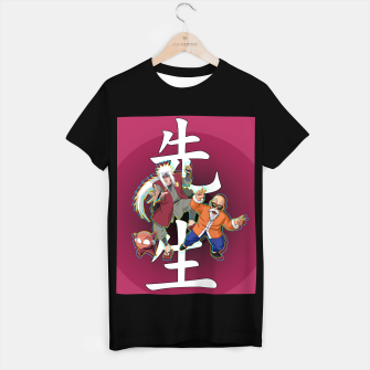 Thumbnail image of Sensei Camiseta Regular, Live Heroes
