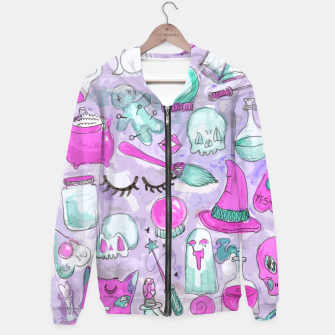 Thumbnail image of witchy Hoodie, Live Heroes