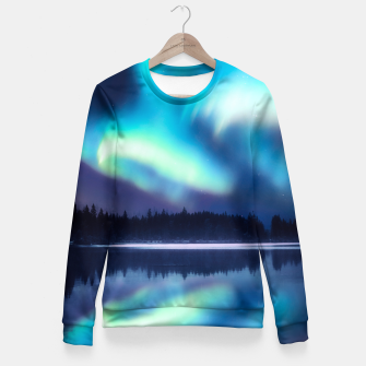 Thumbnail image of Aura Dream Fitted Waist Sweater, Live Heroes