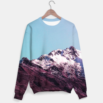Wanderlust Mountains Sweater thumbnail image