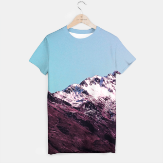 Wanderlust Mountains T-shirt thumbnail image